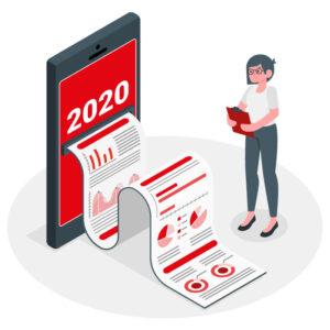Izveštaj 2020